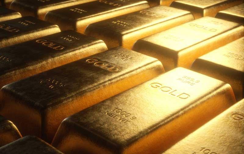 Chine: la production d'or chute de 6% en 2018