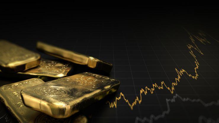 cours de l'or : consolidation en avril