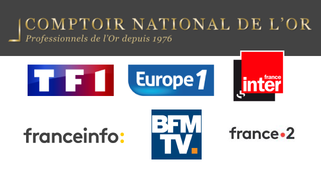 Le Comptoir National de l'Or dans la presse