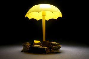 De la guerre commerciale à la guerre des monnaies : l'or comme valeur refuge