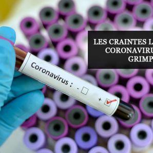 Les craintes liées au coronavirus font grimper l'or