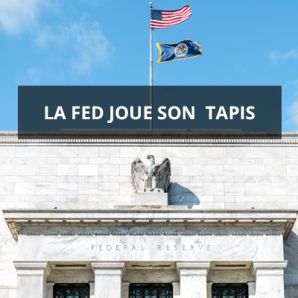 La FED joue son tapis
