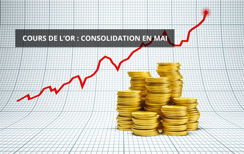 Cours-de-l'or-consolidation-en-mai