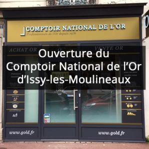 Ouverture d'une nouvelle agence : Issy-les-Moulineaux