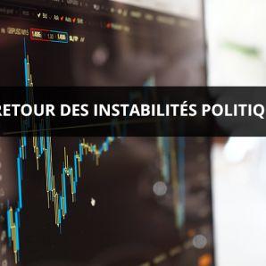 Le retour des instabilités politiques