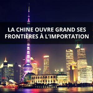 La chine ouvre grand ses frontières à l'importation d'or
