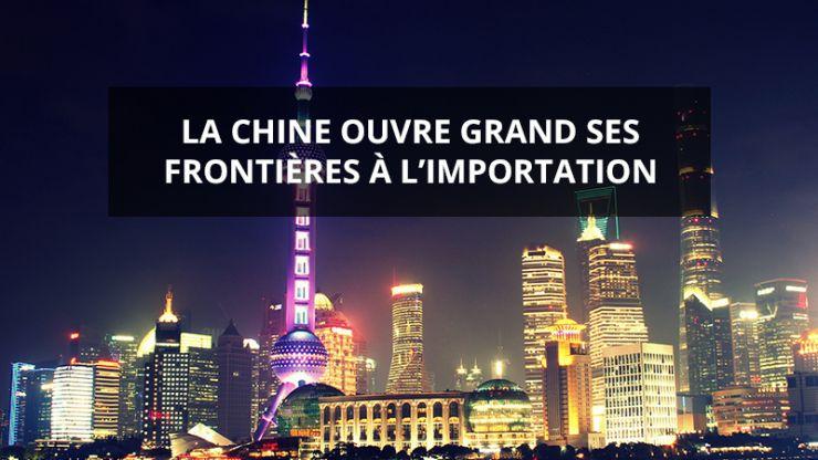 La Chine ouvre ses frontières à l'importation d'or